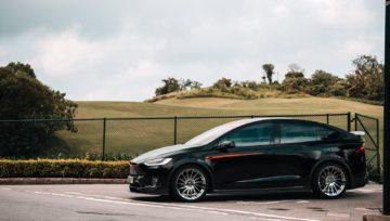 Revozport R-Zentric For Tesla Model X - Best Looking Tesla Model X Body kit?