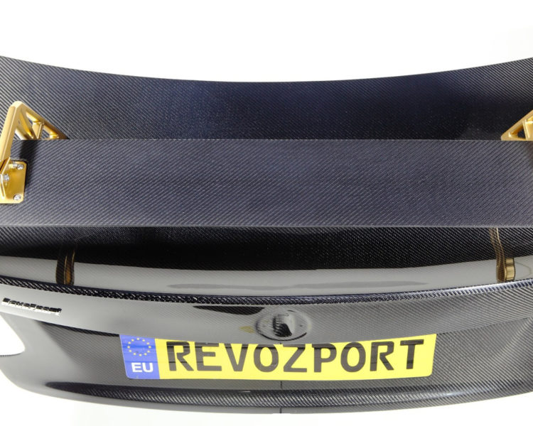 M2 RAZE Lightweight Trunk (Single Sided Carbon)