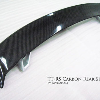 TT-RS Carbon Rear Spoiler (2010)